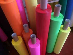 Different Colors PVC Film for Insuration Tape or Other Usage pictures & photos