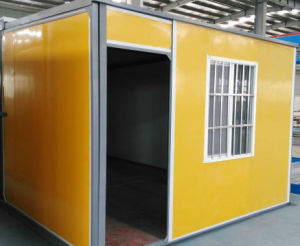 A Fire Retardant Prefabricated Modular Building Office pictures & photos
