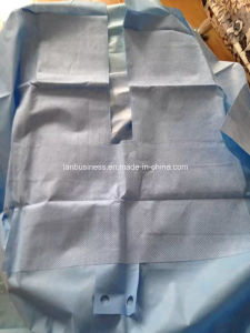 Medical Sterile Disposable Surgical Pack Non-Woven SMS Material Cssd pictures & photos