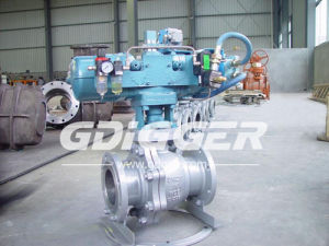 New Electric LPG Ball Valve for Sale