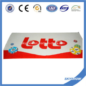 Promotional Full Size Printed Towel (SST1068) pictures & photos