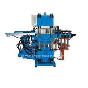 Automatic Rubber Press Machine for Rubber Silicone Products (KS200H2) pictures & photos