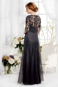 Sweetheart Taffeta Sequins Knee Length Mother of The Bride Dresses (MI 3547) pictures & photos