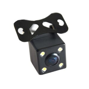 170 Degrees HD Waterproof Car Rear View Camera with LED