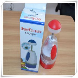 Food Grade Plastic Chopper Kitchenware (VK14038)