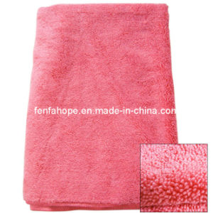 Super Thick Water Absorbent Microfiber Towel (11NFF842) pictures & photos
