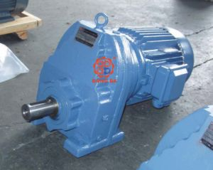 Foot Mount Helical Gearmotor