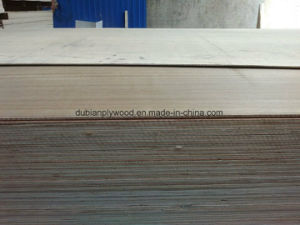 1A Grade Natural Teak Plywood Meranti Core for India (3.2mm) pictures & photos