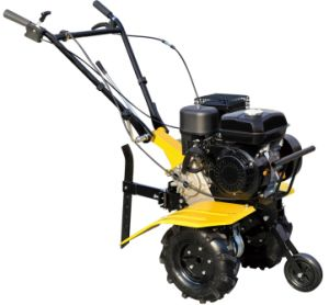 High Quality 7HP Zongshen Gasoline Power Rotary Cultivator Tiller (TIG7085B) pictures & photos