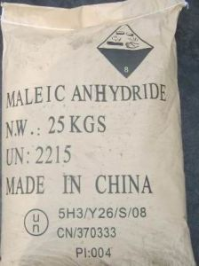 Maleic Anhydride (MA CAS No: 108-31-6) pictures & photos