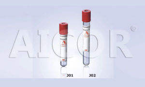 CE Approved Vacuum Blood Collection Tube, Plain pictures & photos