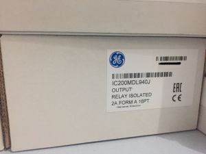 Ge Programmable Logic Controller IC200mdl940_Ge PLC pictures & photos