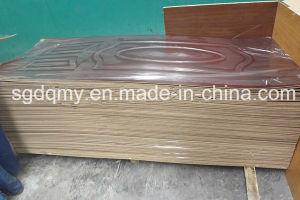 Melamine Wood Veneer/Melamine Moulded HDF Door Skin pictures & photos