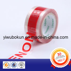 High Quality Adhesive Tape with Logo Printed From Manufacturer pictures & photos