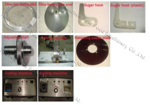 Pillow Packing Machine Component pictures & photos