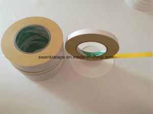 Yellow Embroidery Double Side Tape/Embroidery Tape pictures & photos