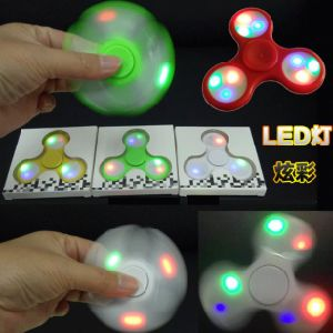 Hot Sale Fidget Hand LED Lights Spinners pictures & photos