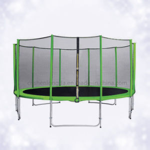 Sld16FT--Bungee Round Trampoline, Fitness Trampoline pictures & photos