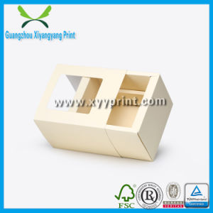 Cheap Price Recycled Kraft Custom Printed Paper Folding Gift Box pictures & photos