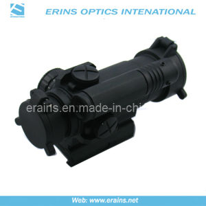 Tactical Red/Green DOT Scope with Red Laser Sight (M4000L) pictures & photos