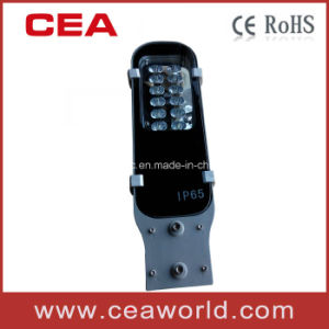 Europe Sales CE RoHS LED Street Light 12W with Ies pictures & photos