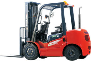 G Series 2-3.5t I. C. Counterbalanced Forklift