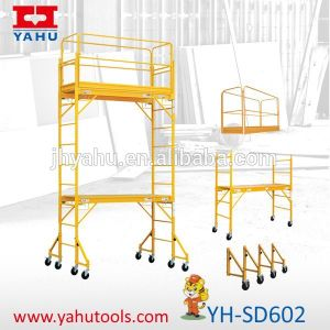 Best Price Steel Used Folding Scaffolding for Sale pictures & photos