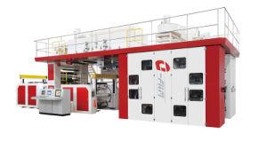 "Gearless ""E-Film"" Ci Flexo Printing Machine for Plastic Packages-Flexo Printing Machine"