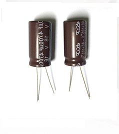 Specially Designed for LED Drives Aluminum Electrolytic Capacitor (105c 10000~12000 Hours) pictures & photos