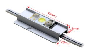 12V 1.1W High Power Waterproof Aluminum COB Module for Light Box with CE UL pictures & photos