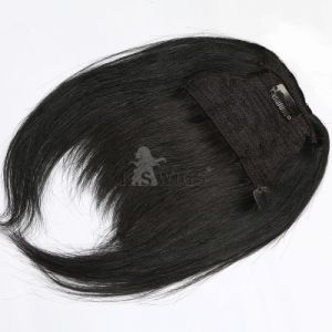 Human Hair Bang Hair Fringe Hair Extension pictures & photos