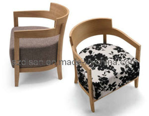 Hotel Wood Dining Chair /Lounge Chair (DS-H192) pictures & photos
