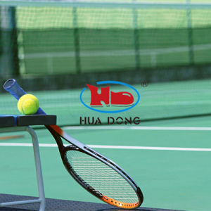 Iaaf Certificated Indoor Rubber Tennis Carpet Roll pictures & photos