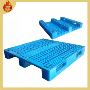 HDPE Anti-Slip Food Grade Plastic Pallet pictures & photos
