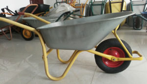China Hot Sale Colorful Wheel Barrow/Trolley/Cart pictures & photos