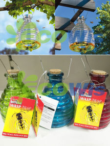 Garden Indoor Outdoor Hanging Insect Wasp Trap pictures & photos