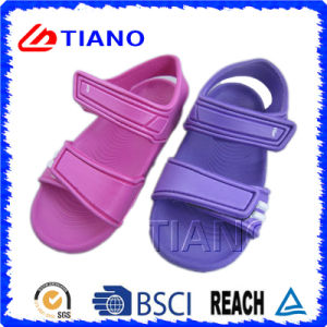 Distributor EVA with Magic Tape Kids′ Sandal (TNK35573) pictures & photos
