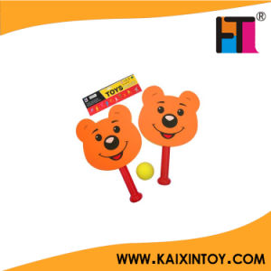 Cartoon Bear Foam Best Table Tennis Racket Price pictures & photos
