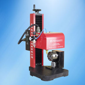 2016 Pneumatic DOT Pin Marking Machine with Rotary Shaft pictures & photos