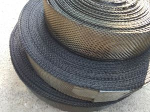 Carbon Fiber Tape, Carbonfiber Braid Tape 5cm, 10cm pictures & photos
