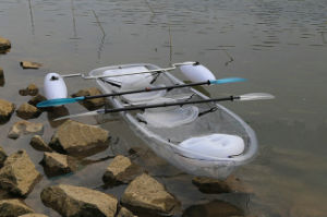 High Quality Clear Kayak and Boat
