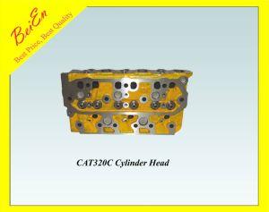 Cat320c Cylinder Head Excavator Engine (part number: 34301-04060) pictures & photos