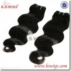 Top Quality Human Hair Extension Virgin Brazilian Hair pictures & photos
