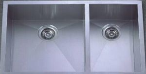 Handmade Stainless Steel Kitchen Sink (KHD2920B) pictures & photos
