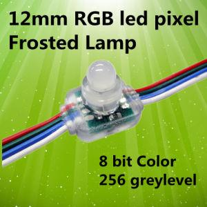 Frosted LED Pixel Light 0.3W DC5v