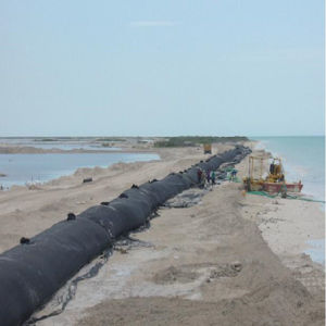 Polyester Geotextile Geotechnical Cloth pictures & photos