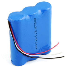 3.7V 8400mAh Li-ion Battery Pack pictures & photos