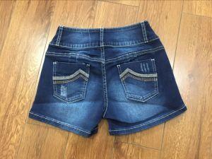 Hot Sale Fashion Femme Slim Shorts Jeans pictures & photos