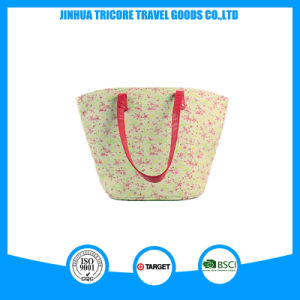 Popular Woven Women Lady Big Tote Beach Bag pictures & photos