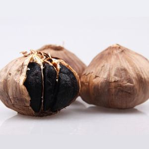 Good Taste Fermented Black Garlic 6 Cm Bulbs (500g/can) pictures & photos
